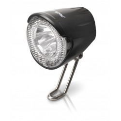 XLC CL-D02 FARO LED 20LUX C/SOPORT.NIROSTA INTERR.