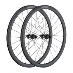 RUEDAS EVO C38 DISC TUBULAR SUPERLIGHT CENTERLOCK