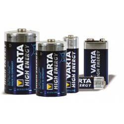 Pilas VARTA High Energy Mignon LR 6